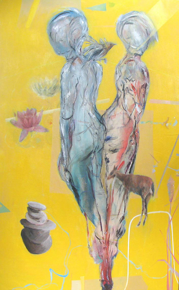 Duo-Balance-2010-Oil-on-canvas-72x48