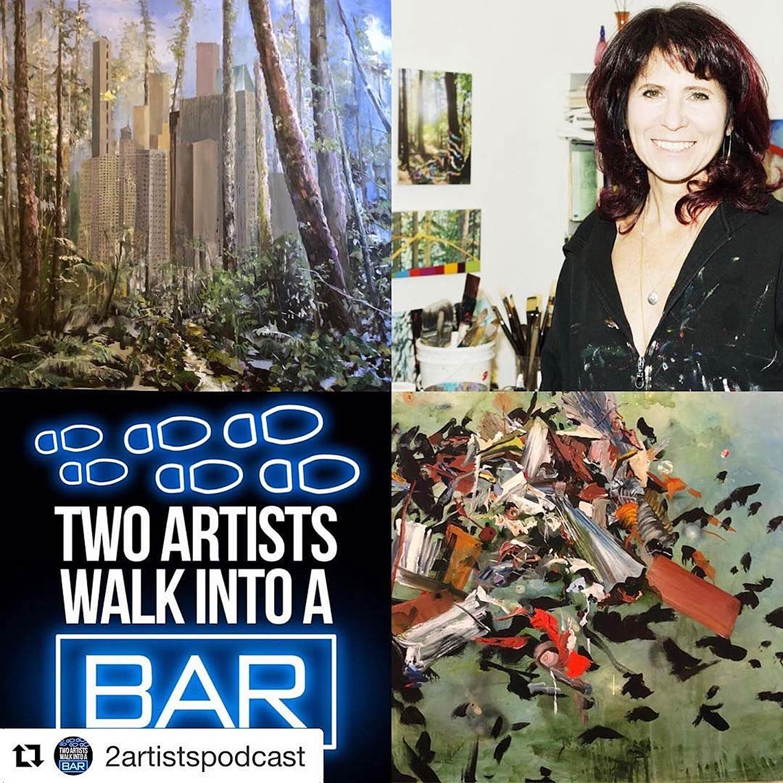 Podcast-recording-TwoArtists-walk-into-a-Bar2018