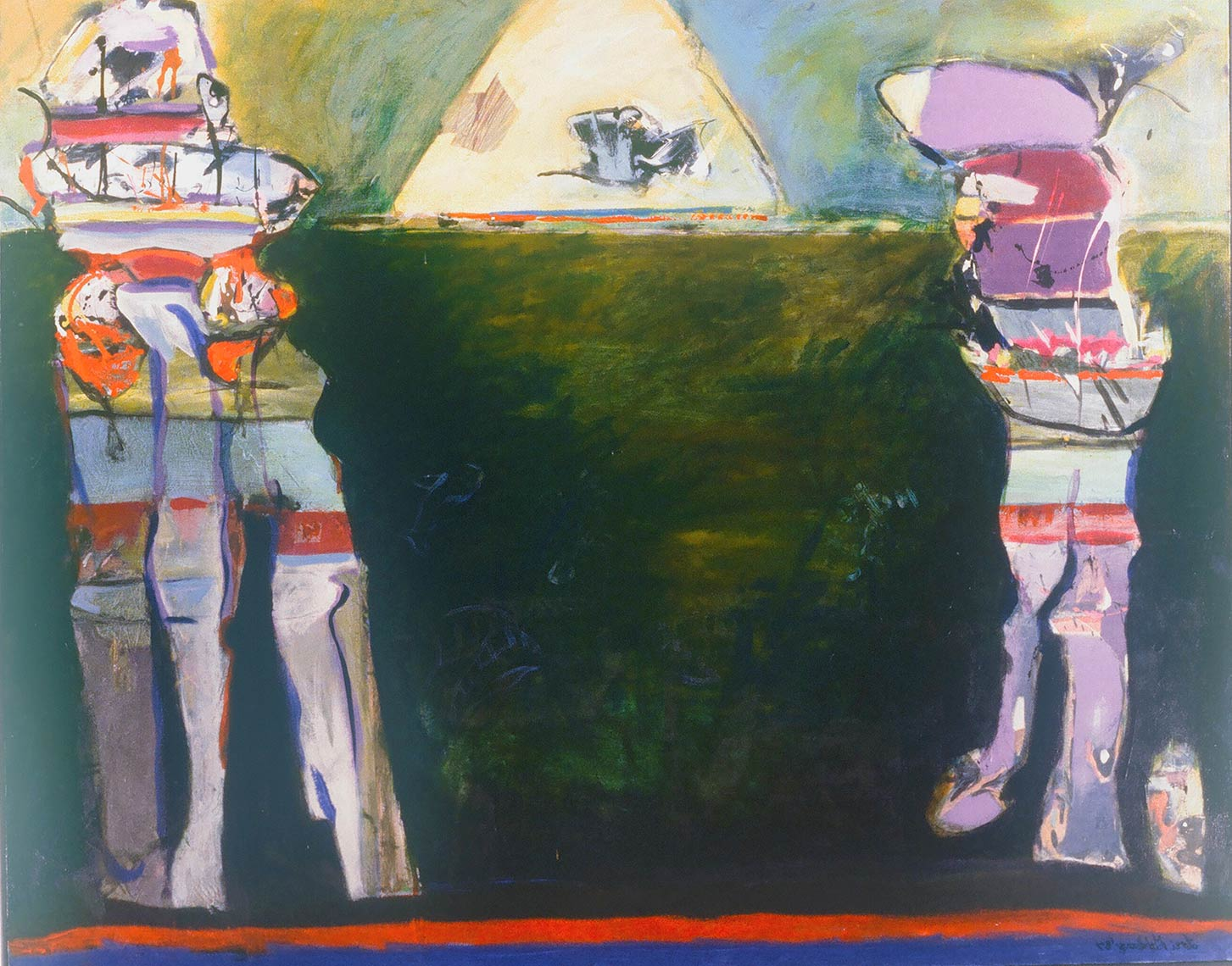 Rites-of-Passage-1986-Acrylic-on-Canvas-60-x-72